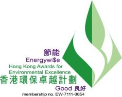 Energywi$e Label (Good class) in the 2012 Hong Kong Awards for Environmental Excellence